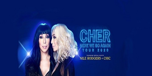 Cheap 2020 Cher Tour Tickets Online