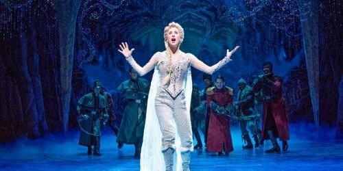 Broadway Show Tickets - Frozen The Musical
