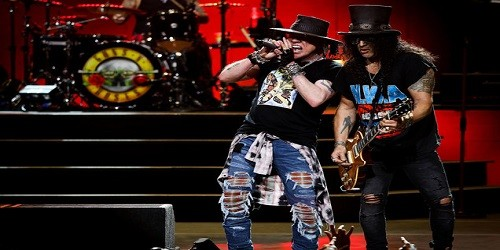 Cheap Guns N Roses Tour Tickets Online