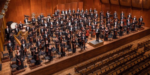 New York Philharmonic at David Geffen Hall