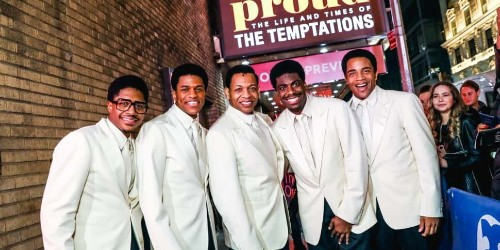 Ain't Too Proud: Temptations