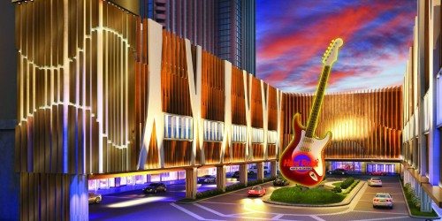 Mark G. Etess Arena at Hard Rock Hotel & Casino - Atlantic City