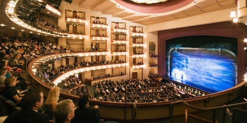 Ziff Opera House At The Adrienne Arsht Center