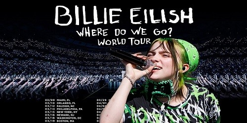 Cheap Billie Eilish Concert Tickets Online