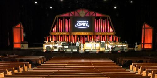 Grand Ole Opry FAQ