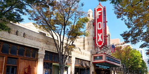 Fabulous Fox Theatre - Atlanta
