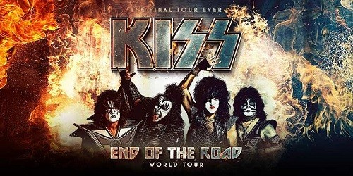 Cheap Kiss End Of The Road Tour Tickets Online