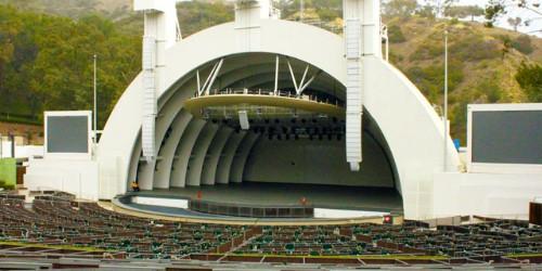 Hollywood Bowl History