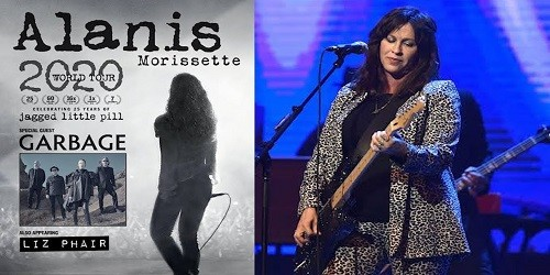 Cheap Alannis Morissette Tour Tickets Online