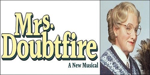 Broadway Show Mrs Doubtfire Tickets
