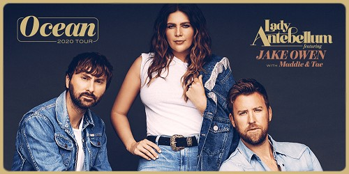 Cheap Lady Antebellum 2020 Tour Tickets Online