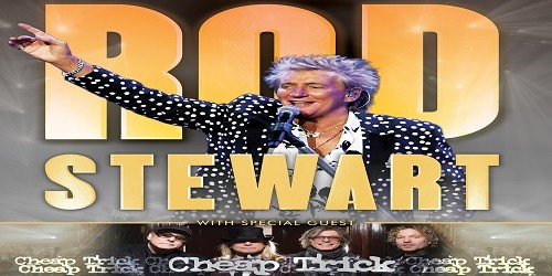 Cheap Rod Stewart 2020 Tour Tickets Online