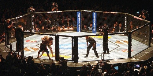 UFC Fight Tickets - Ultimate Fighting Match