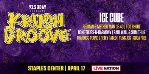 Krush Groove Concert