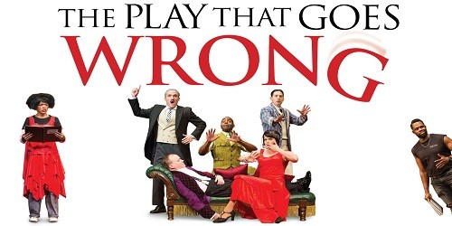 The Play That Goes Wrong in New York City