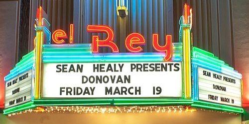 El Rey Theatre - Los Angeles