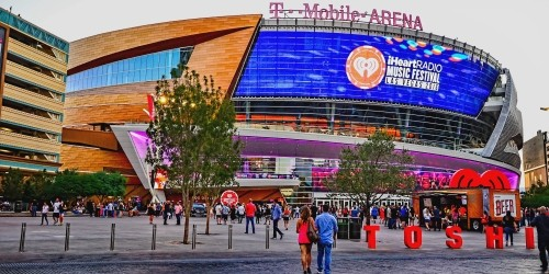 T-Mobile Arena Tickets & Show Schedule, Las Vegas, NV