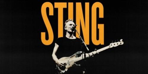 Sting at The Colosseum, Caesars Palace, Las Vegas
