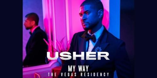 Usher Tickets & Shows, Las Vegas, The Colosseum, Caesars Palace