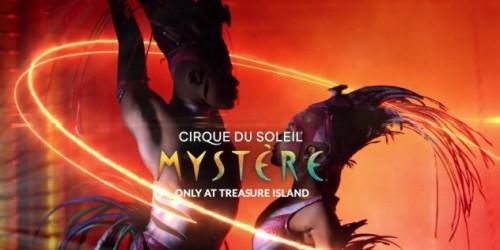 Cirque du Soleil: Mystere | Las Vegas Tickets