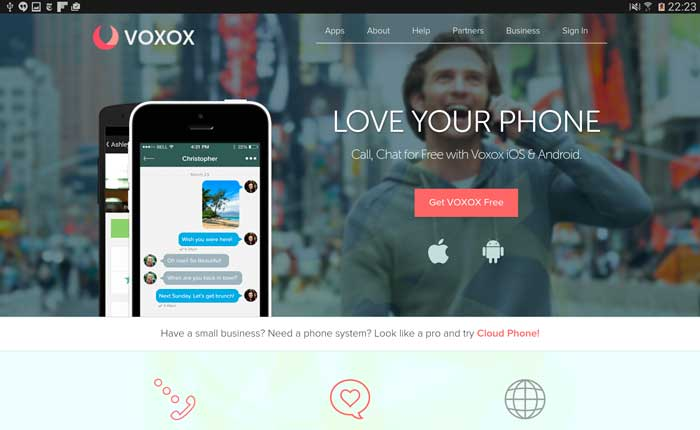 voxox for pc