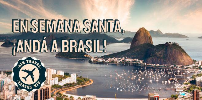 TIJE AR - Semana Santa en Brasil