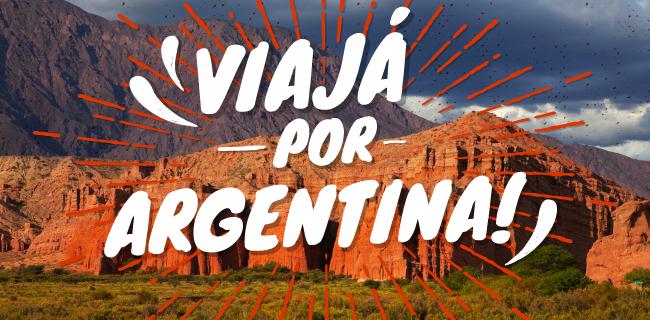 TIJE AR - Paquetes Argentina 2017
