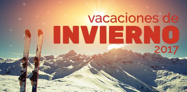 TIJE AR - Vacaciones Invierno SKI 2017
