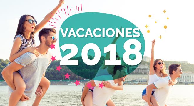 TIJE AR - Vacaciones Verano 2018