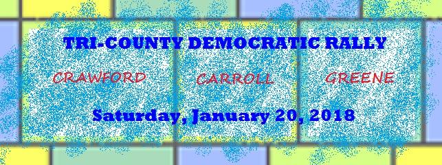 Tri-county_democratic_rally_logo