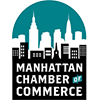 Manhattan Chamber of Commerce Badge
