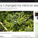 Dr. Gupta on Benefits of Weed