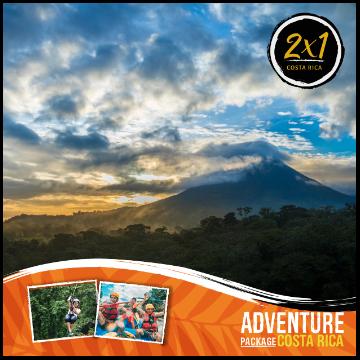 Aventuras en el Volcán Arenal