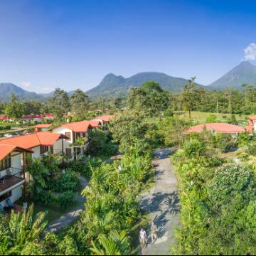 Arrive to Costa Rica - Arenal Volcano & La Fortuna