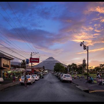 Tortuguero National Park - Arenal Volcano