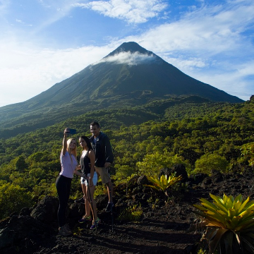 Arenal Volcano Expedition