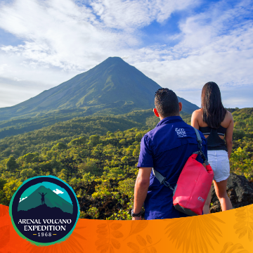 Arenal Volcano Park Expedition
