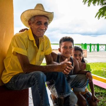 Nicaragua One Day Tour Mapache