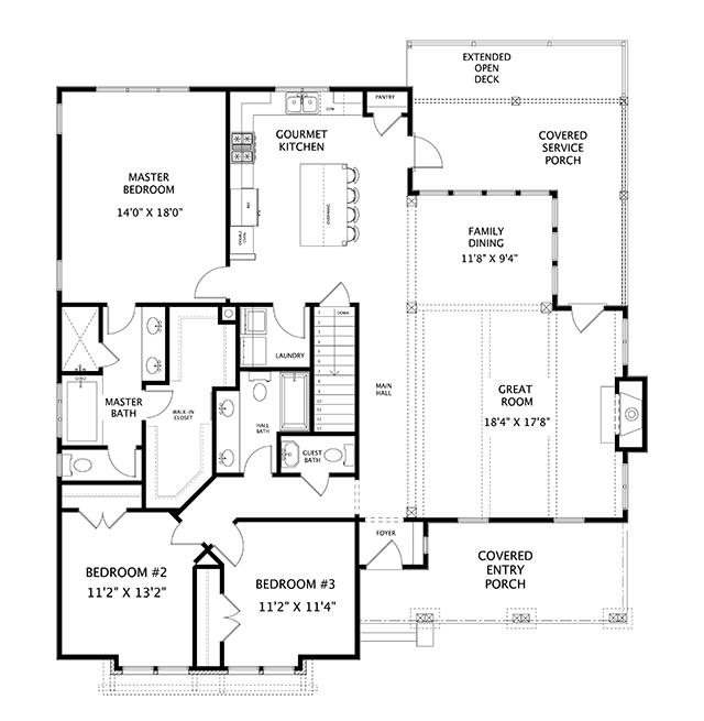 cypress lake southern living house plans