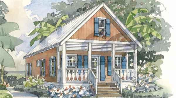 Mango Cottage - Coastal Living