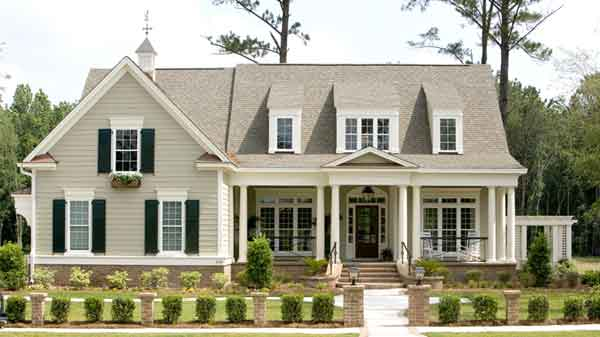 Southern Living Floor Plans: Frank Betz Associates, Inc