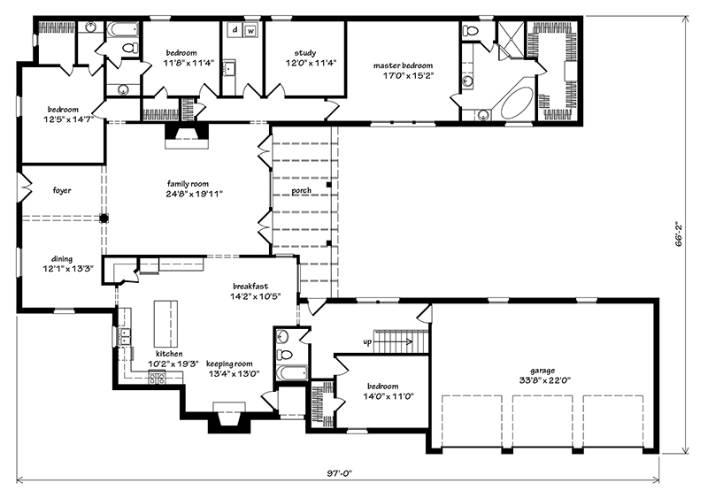 Haughton Chase Andy Mcdonald Design Group Southern Living House Plans