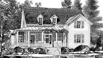 Eden Ridge - Allison Ramsey Architects, Inc  | Southern