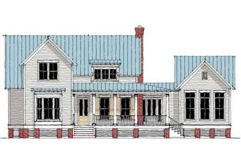 Cottage of the year coastal living coastal living for Eric moser farmhouse plans