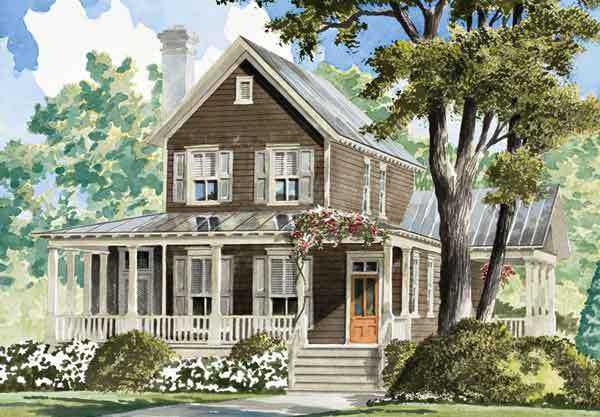 Turtle Lake Cottage Moser Design Group Southern Living