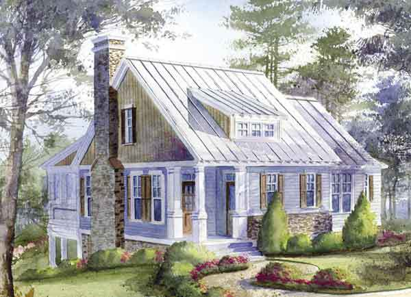 bucktail lodge caldwell cline architects southern living house plans rh houseplans southernliving com
