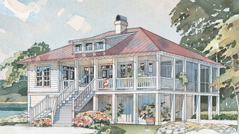 tidewater/low country House Plans | Southern Living House Plans on savannah style interior design, savannah style decorating, savannah home design, architecture house plans, glass window house plans, savannah style kitchens, french quarter style home plans, savannah falls 37sav28685a floor plans, savannah style architecture, new orleans courtyard house plans, savannah ga house plans, savannah style home, savannah style furniture, savannah style bedroom,