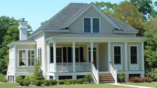 Eden Ridge - Allison Ramsey Architects, Inc  | Southern Living House
