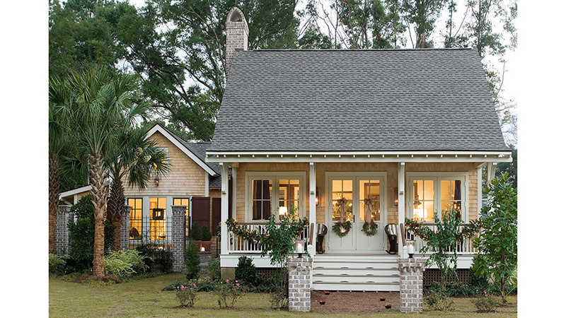 Cottage House Plans With Photos