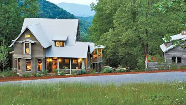 Our Best Mountain House Plans House Plans Southern Living House Plans